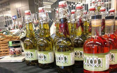 huiles aromatiséee chacun son arome